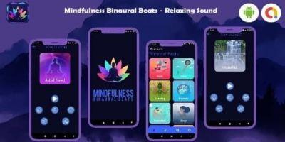Mindfulness Binaural Beats - Android