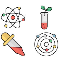 Science Icons Pack
