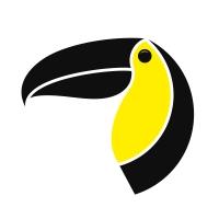 Toucan Logo Template