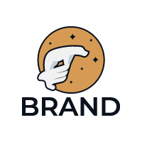 Bear And Wings Logo
