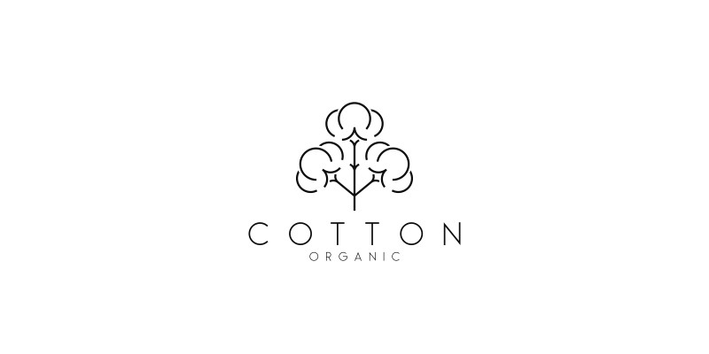 Cotton Logo Template