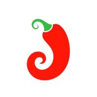 Chili Pepper Logo Template
