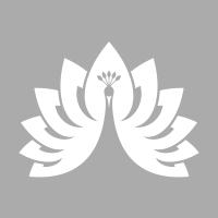 Peacock Logo Template