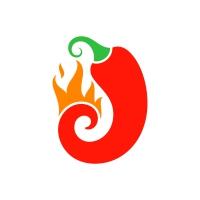 Hot Chili Pepper Logo Template