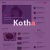kotha-modern-blog-php-script-with-vue-js