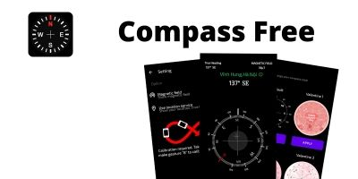 Compass - Compass App For Android