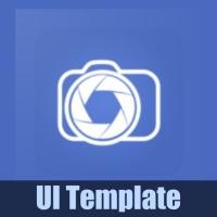 Hobbies - Social Media Flutter UI Kits