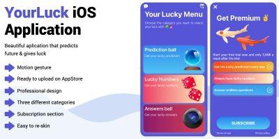 YourLuck iOS Application Source Code