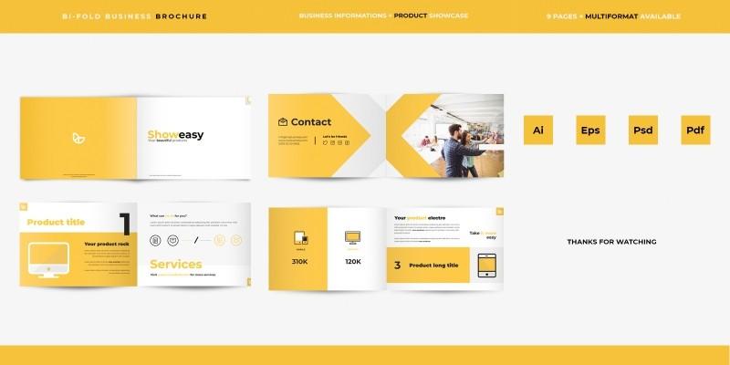 Business - Showcase Brochure