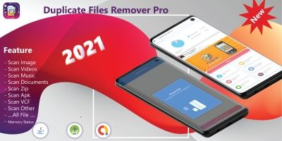 Duplicate File Remover Pro - Android Source Code