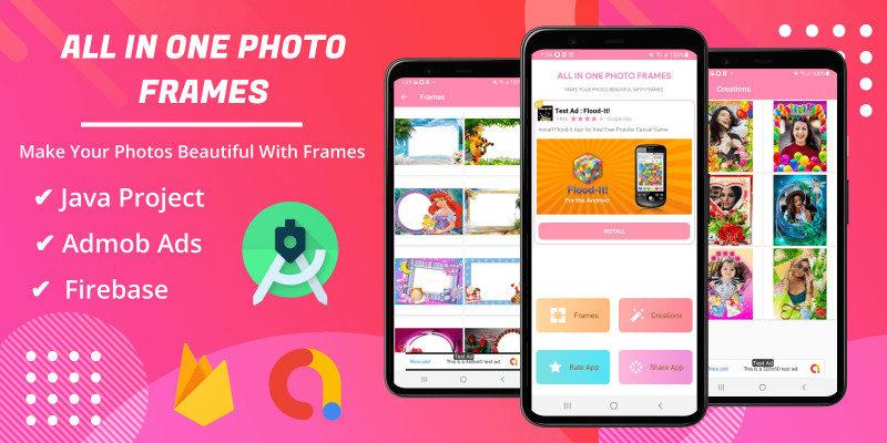 All In One Photo Frames - Android Photo Frames App
