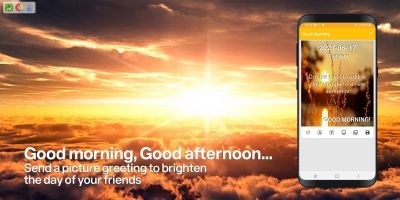 Good Morning Good Afternoon Good Night - Android