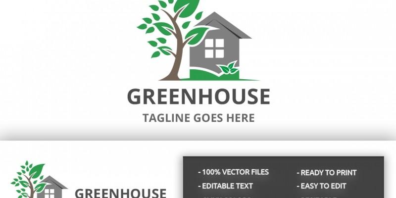 Green House Professional Logo