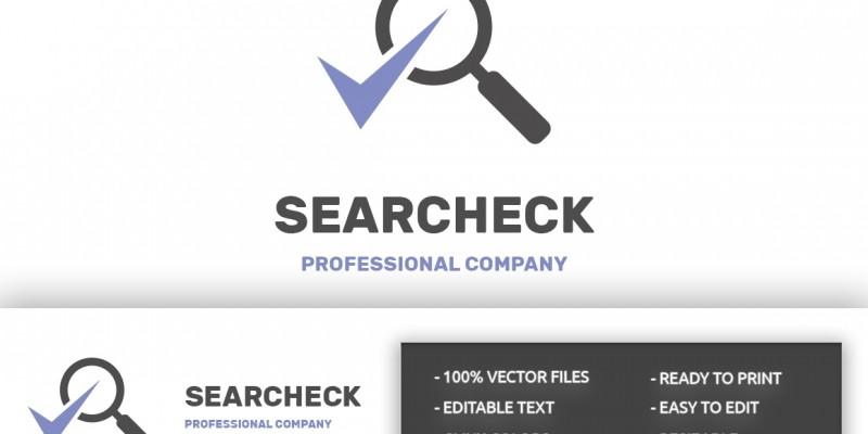 Search Check Logo