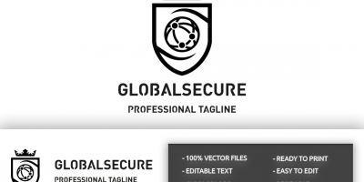 Global Secure Logo