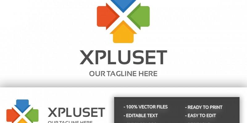 Xpluset Letter X Logo