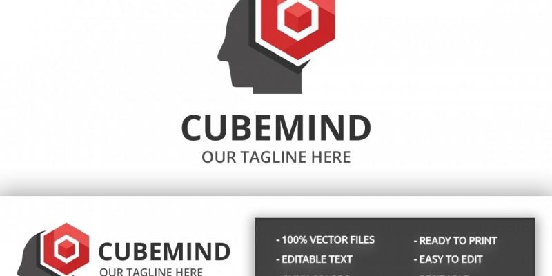 Cube Mind Logo
