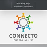 Connecto Professional Logo