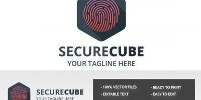 Secure Cube Logo