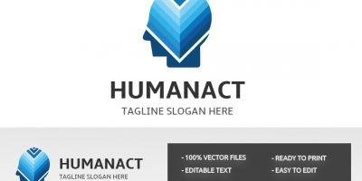 Humanact Logo
