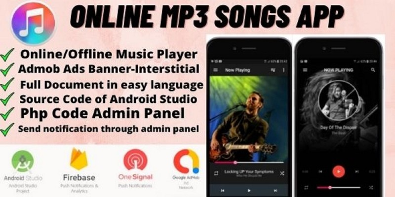 Android Music Player Source Code
