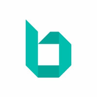 Lertter B Logo Template