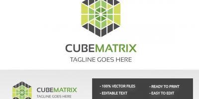 Cube Matrix Logo