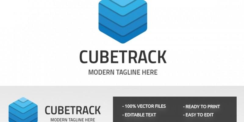 Cube Track Logo