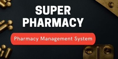 Super Pharmacy - Pharmacy management system