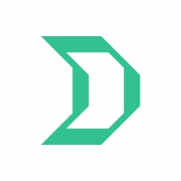 Letter D Modern Logo Design