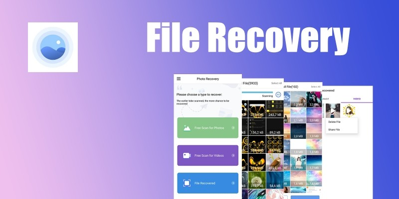 File Recovery For Android