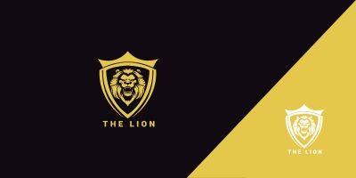 Lion Professional Creative Logo