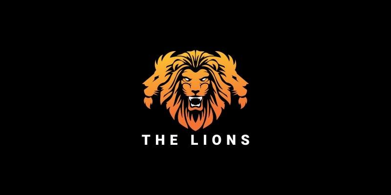 Strong Lion Logo Design