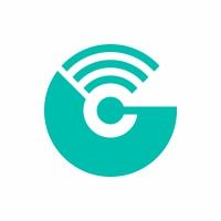 Letter G Wifi Logo