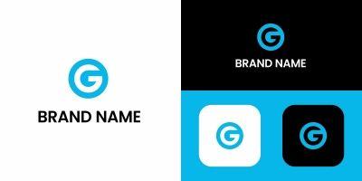 Letter G Brand Logo
