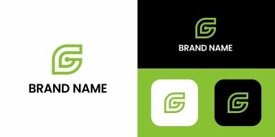 Letter G Tech Logo