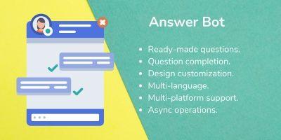 Answer Bot JavaScript