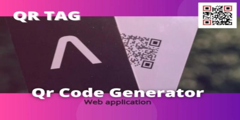 QrTag - QR Code generator SaaS Script