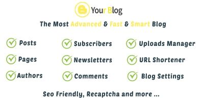 Your Blog - ASP.NET MVC Advanced Blog