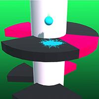 Swirl It - Spin Drop Ball Unity Project