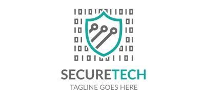 Securetech Professional Logo