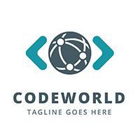 Code World Logo