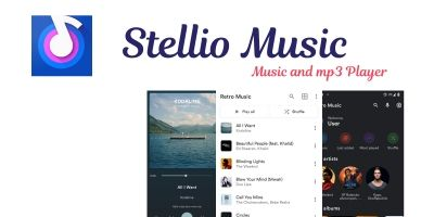 Music Player - Android App Template