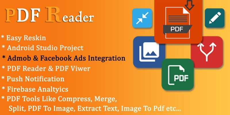 PDF Tools - Android App Template