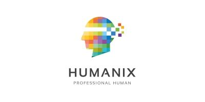 Human Digital Professional Logo