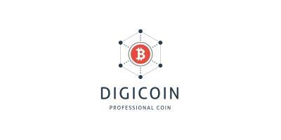 Digital Coin Logo