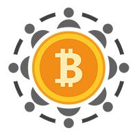 Digital Coin Professional Logo