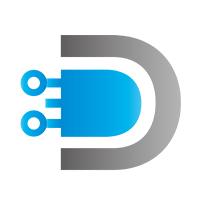 Digital - Letter D Logo