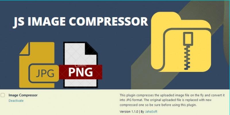 JS Image Compressor WordPress Plugin