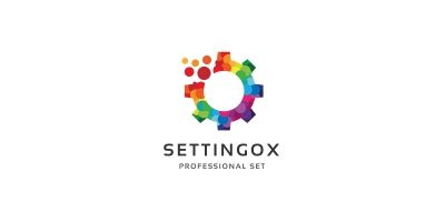 Settingox Logo